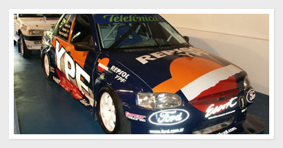 Ford Escort TC 2000 - Berta Sports